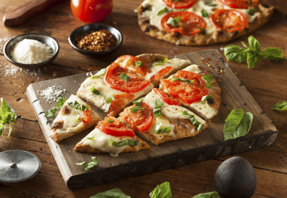 Receta pizza pita